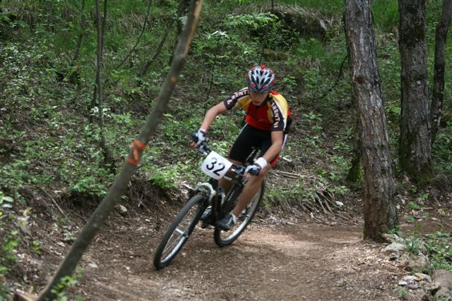 Niksic Trebjesa Mountbiking Competition