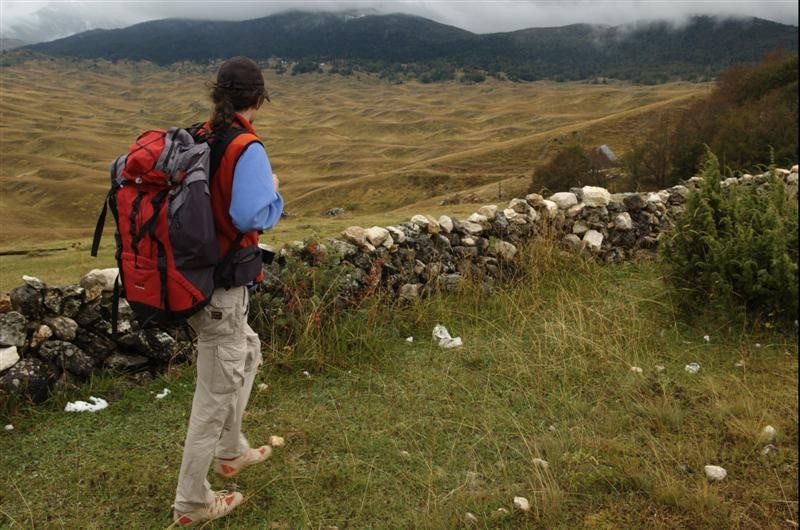 Hiking Durmitor Region