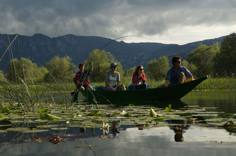 Skadar Lake - National Geographic Tour