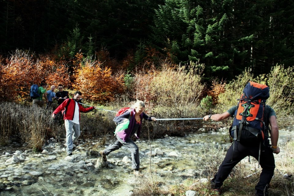 Trainings for Hiking Guides and Mountain Biking Guides
